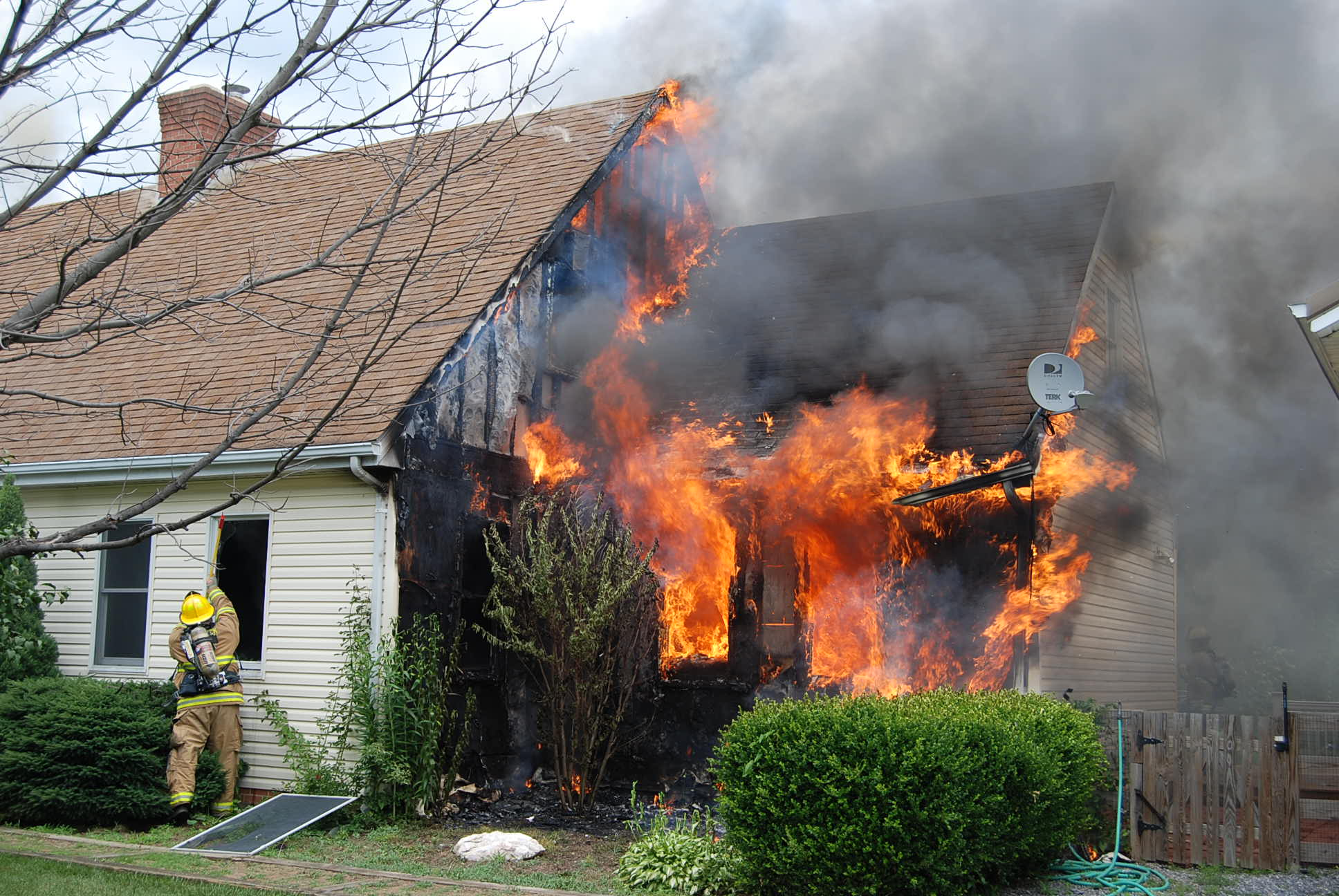 After the fire frederick county md official website for Facts about house fires