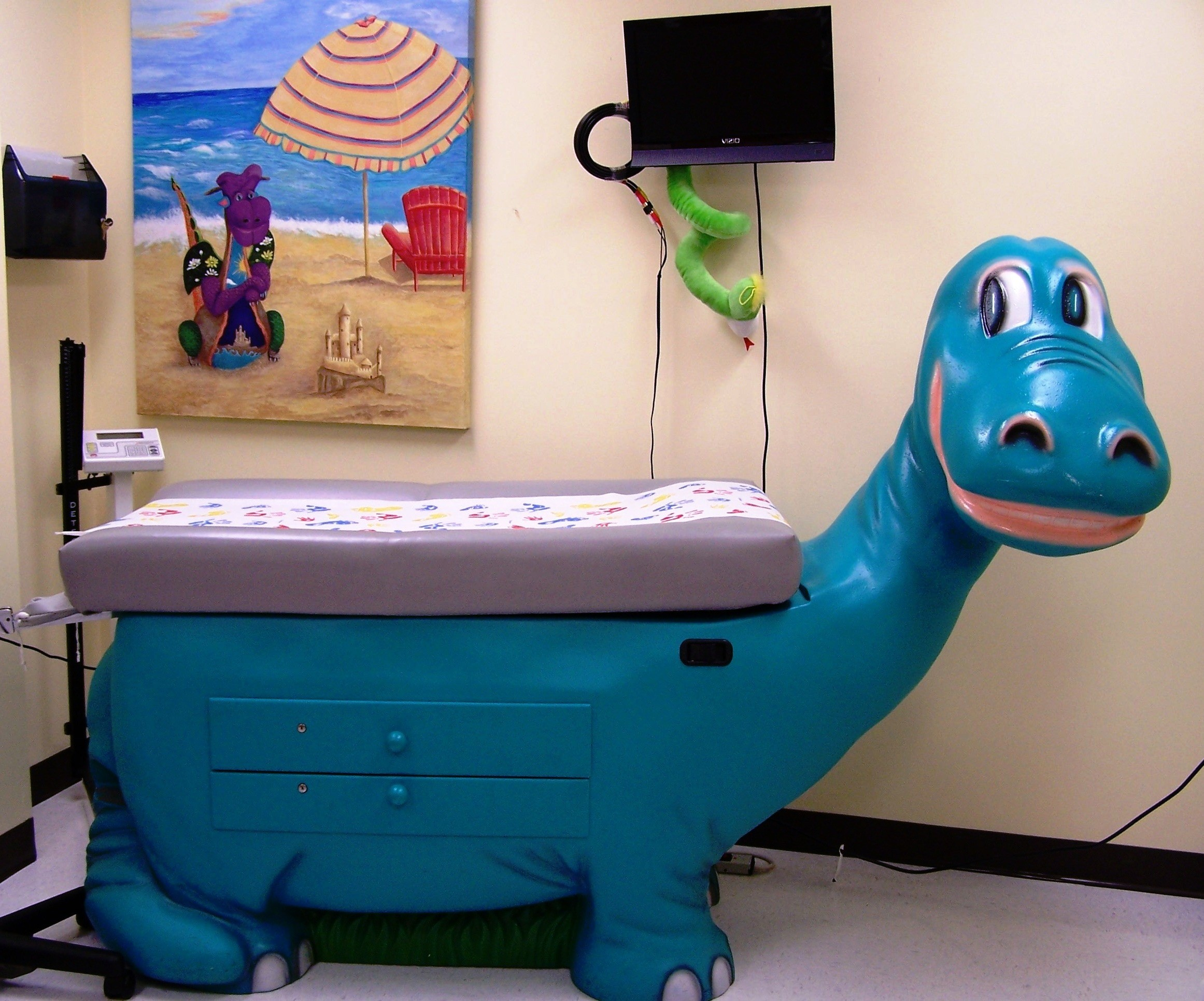 Dino Exam Table