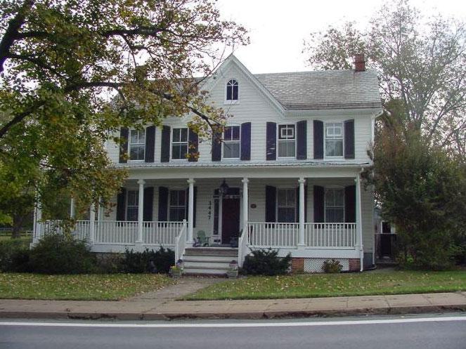 Newton Schaeffer House Opens in new window