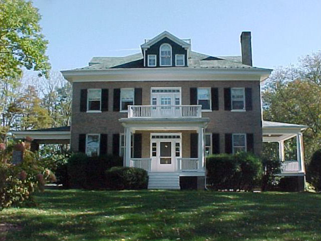 Howard Marvin Jones House