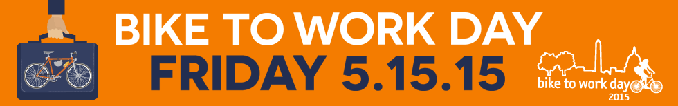 Register for Bike to Work Day 2015!