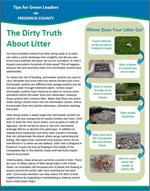 Litter Tip Sheet