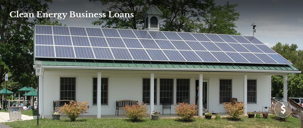 Clean Energy Business Loans