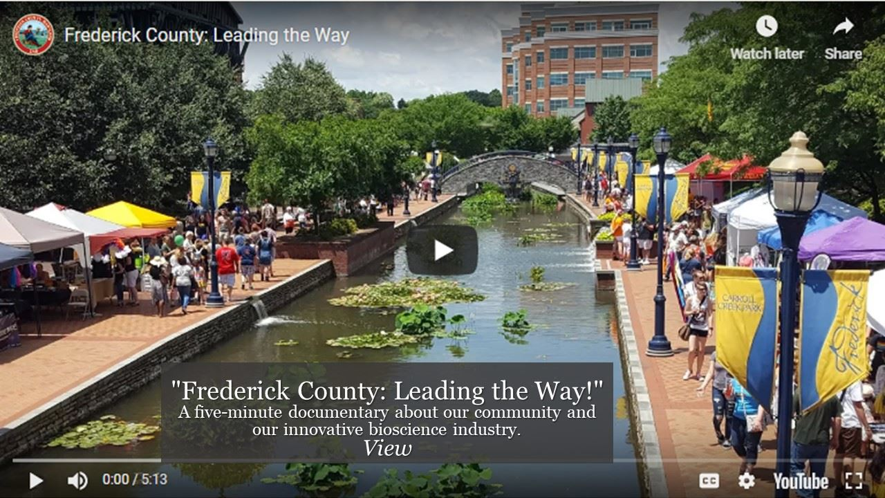 Frederick County - Leading the Way