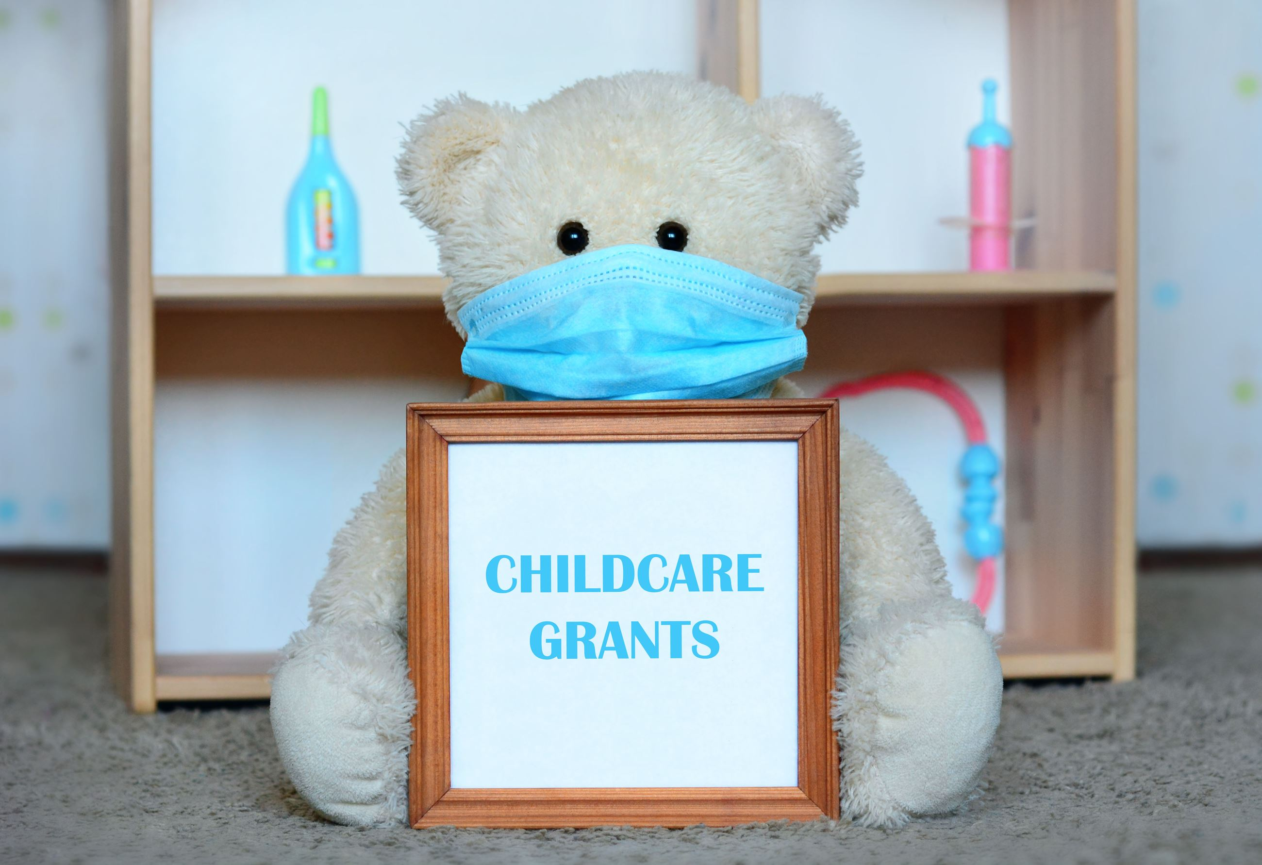 Child care Grants