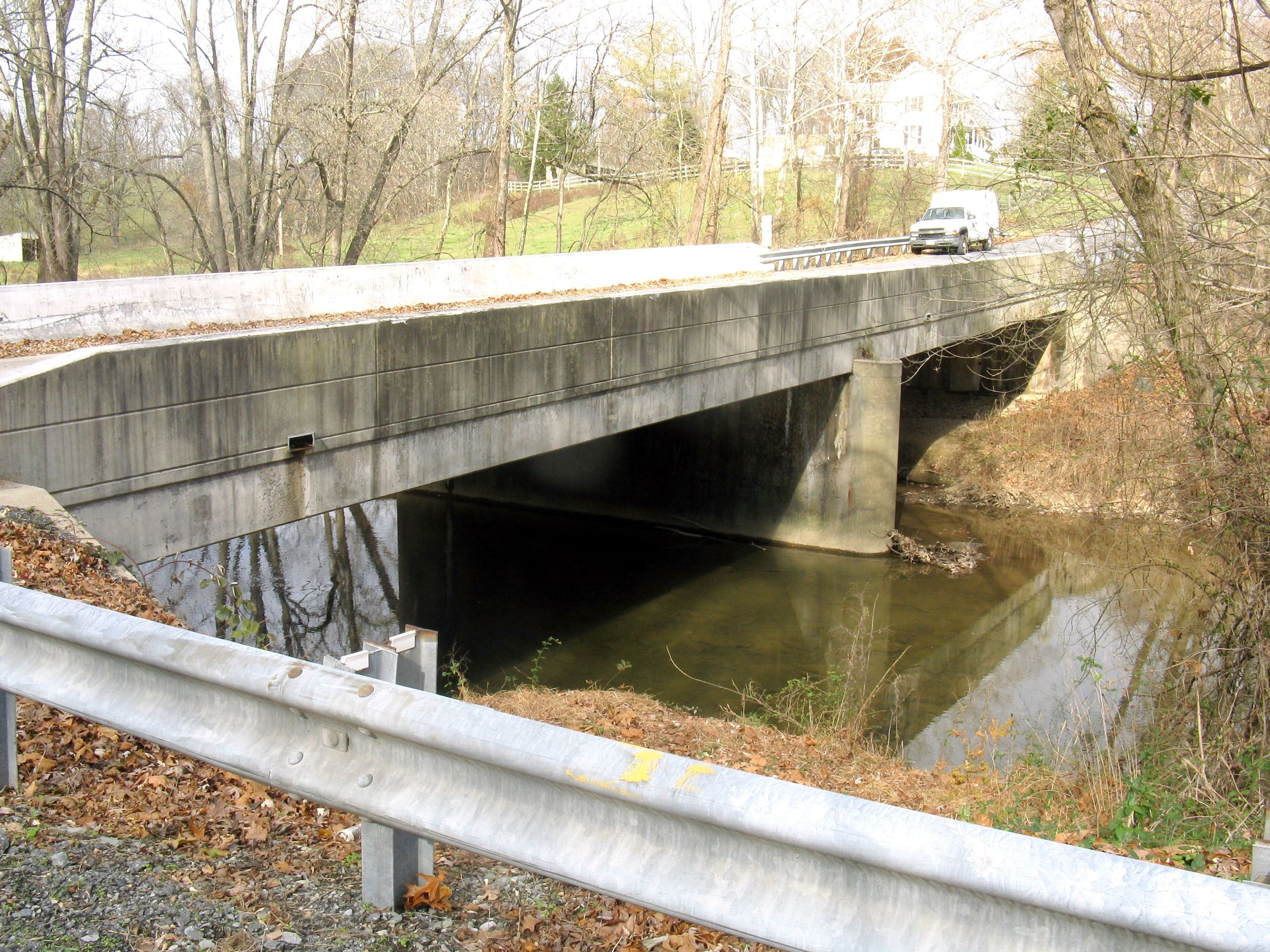 Timmons Road Bridge