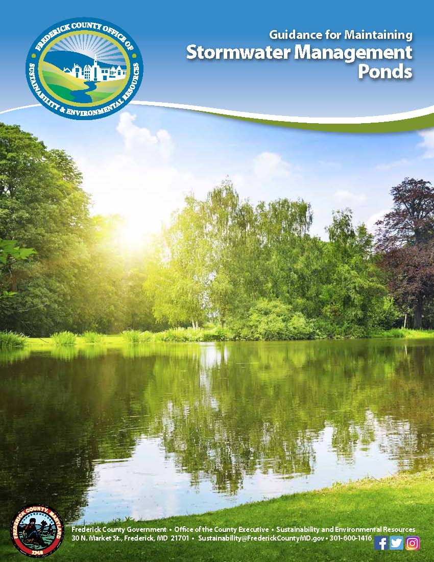 SWM pond guide Opens in new window