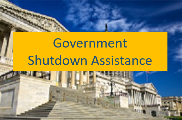 Government Shutdown Assistance