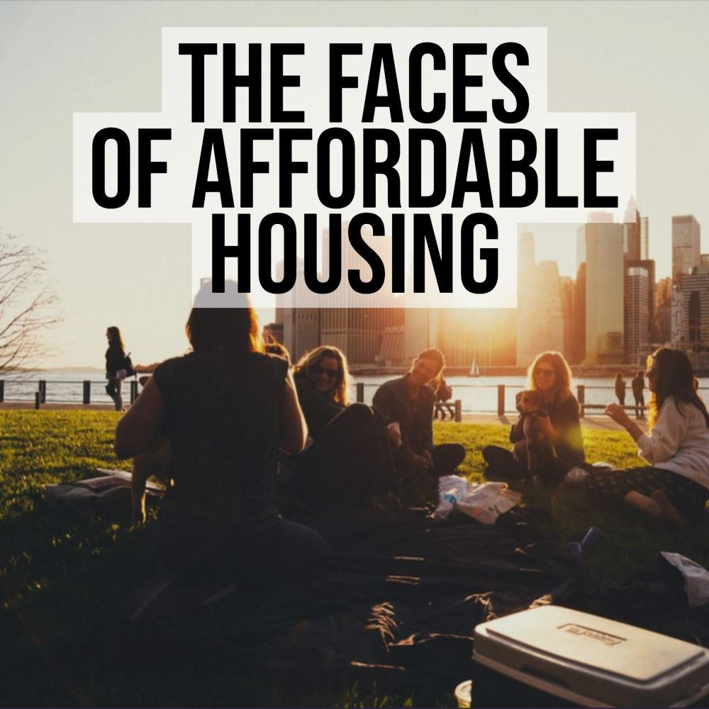 Faces of Affordable Housing Opens in new window