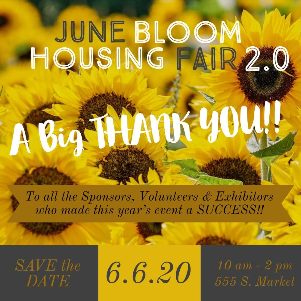 June Bloom Housing Fair
