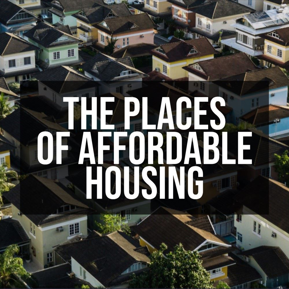 Places of Affordable Housing