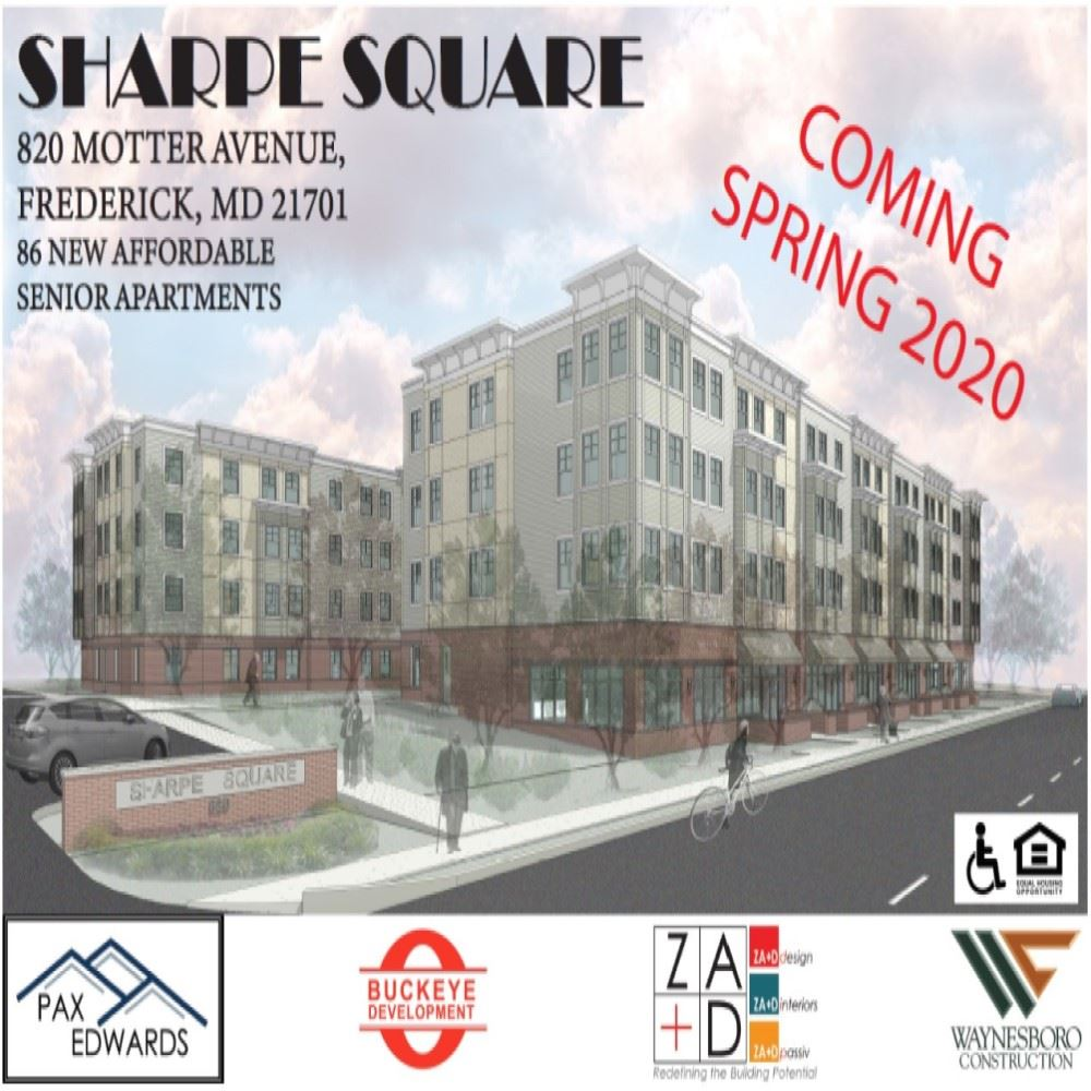 Sharp Square Coming Soon