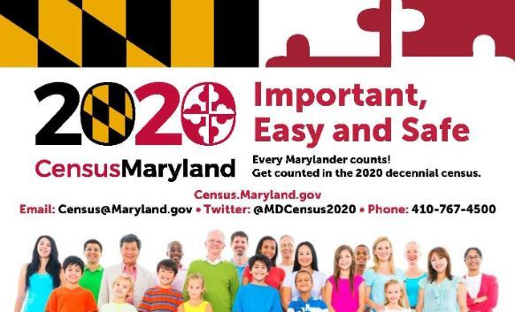 Census Maryland