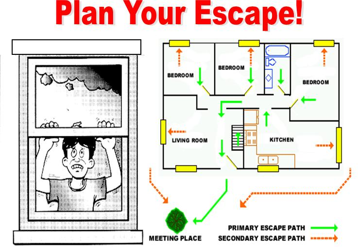 Plan-Escape Opens in new window
