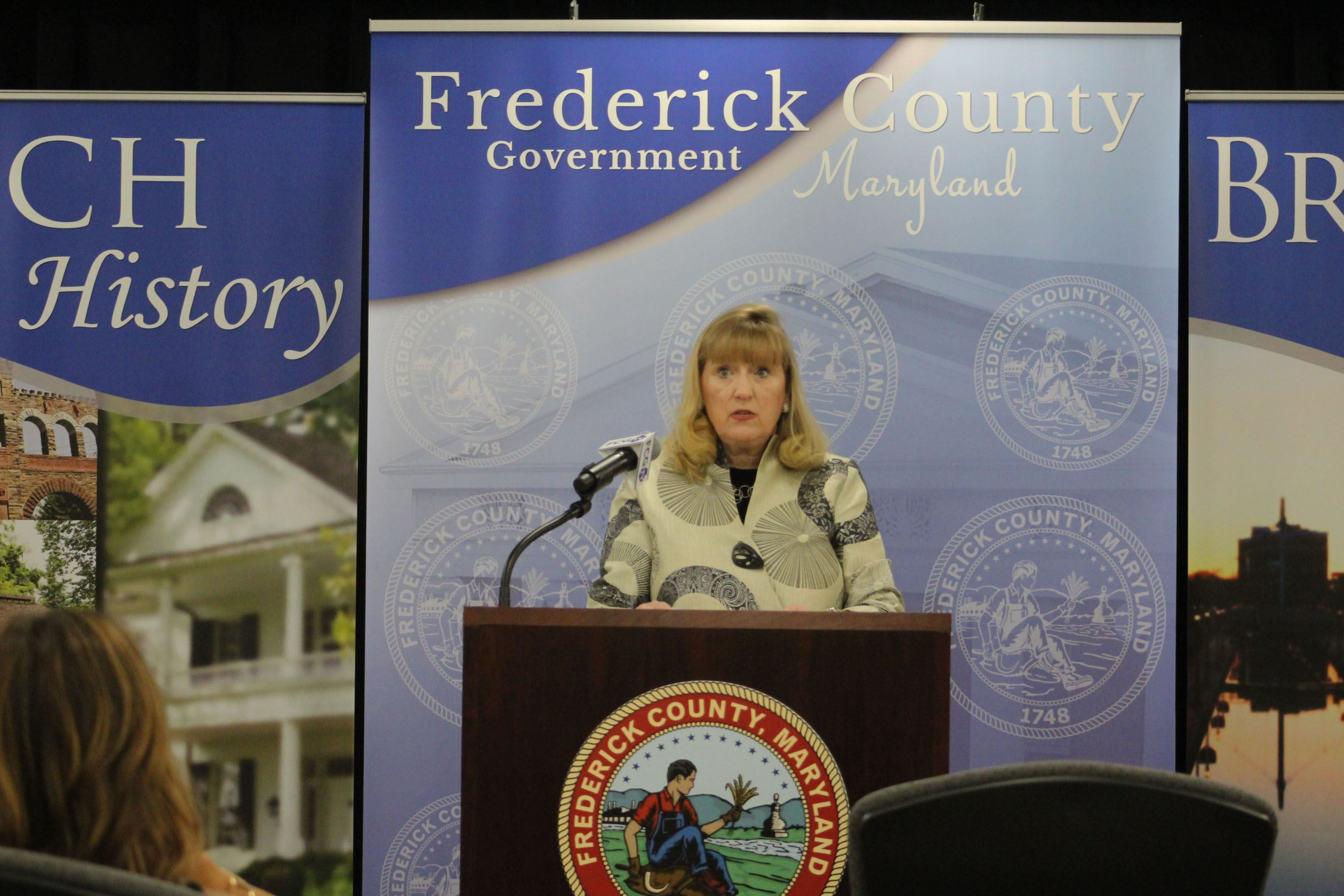 County Executive Press Briefing