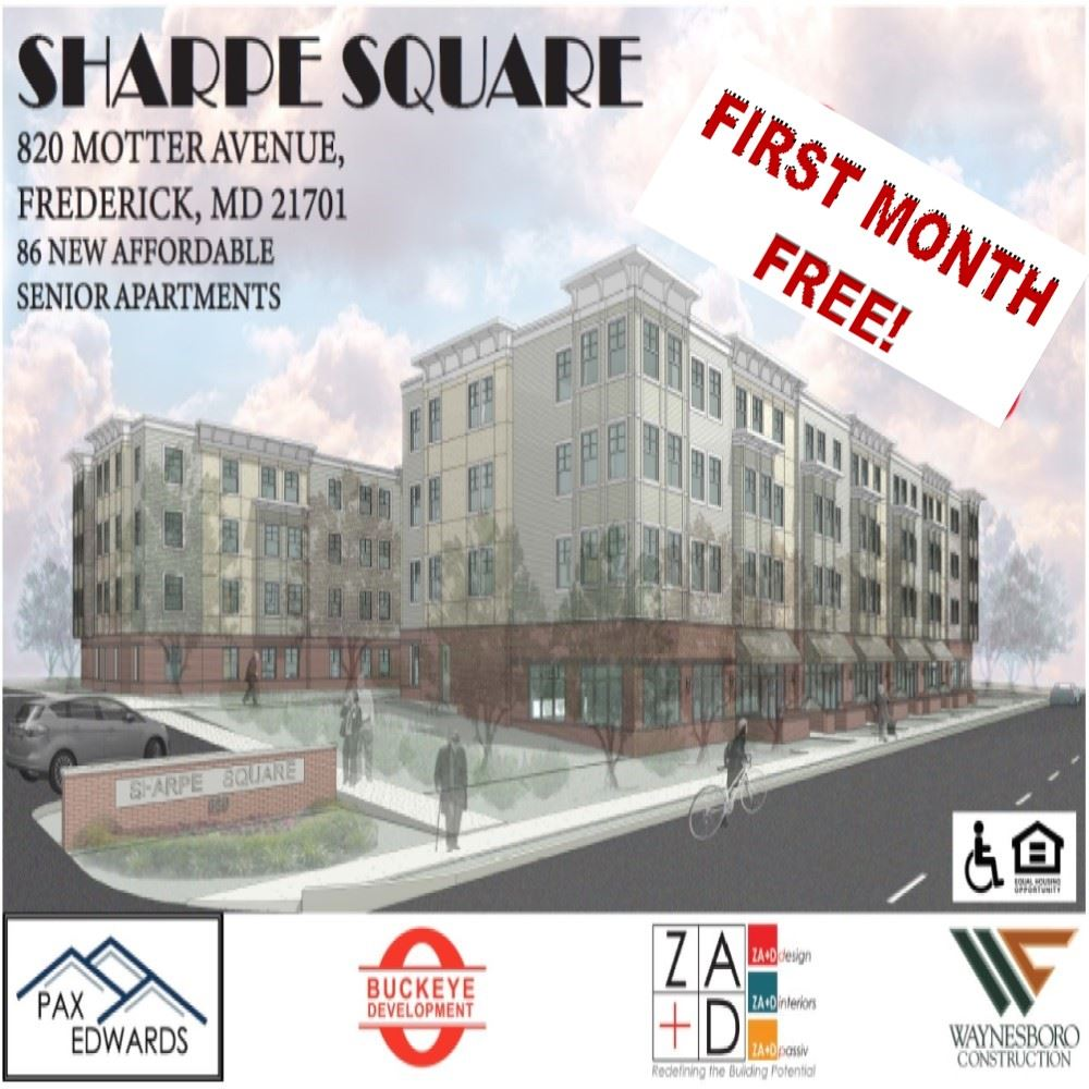 Sharp Square Coming Soon for Carousel - First Month Free Opens in new window