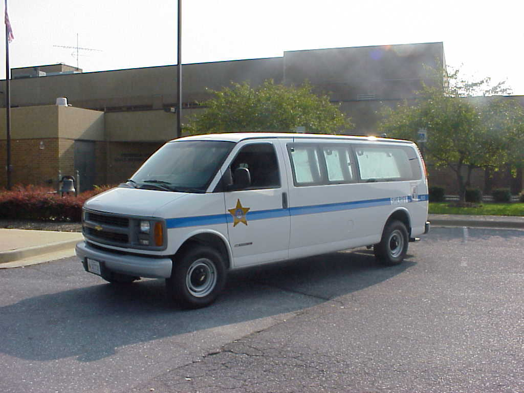Transportation Van