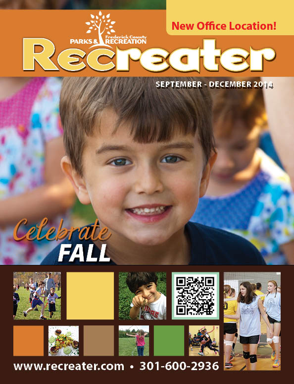 Fall Recreater 2014 cover