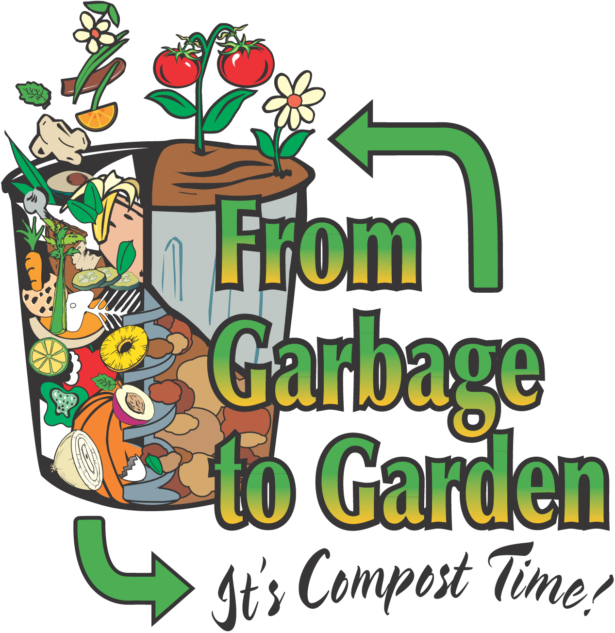 Composting Solving The Worlds Problems Coastal Homestead