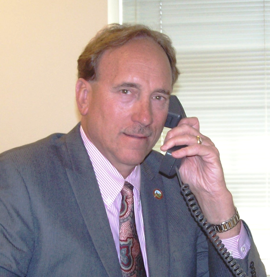 County Commissioners' Liaison David Dunn