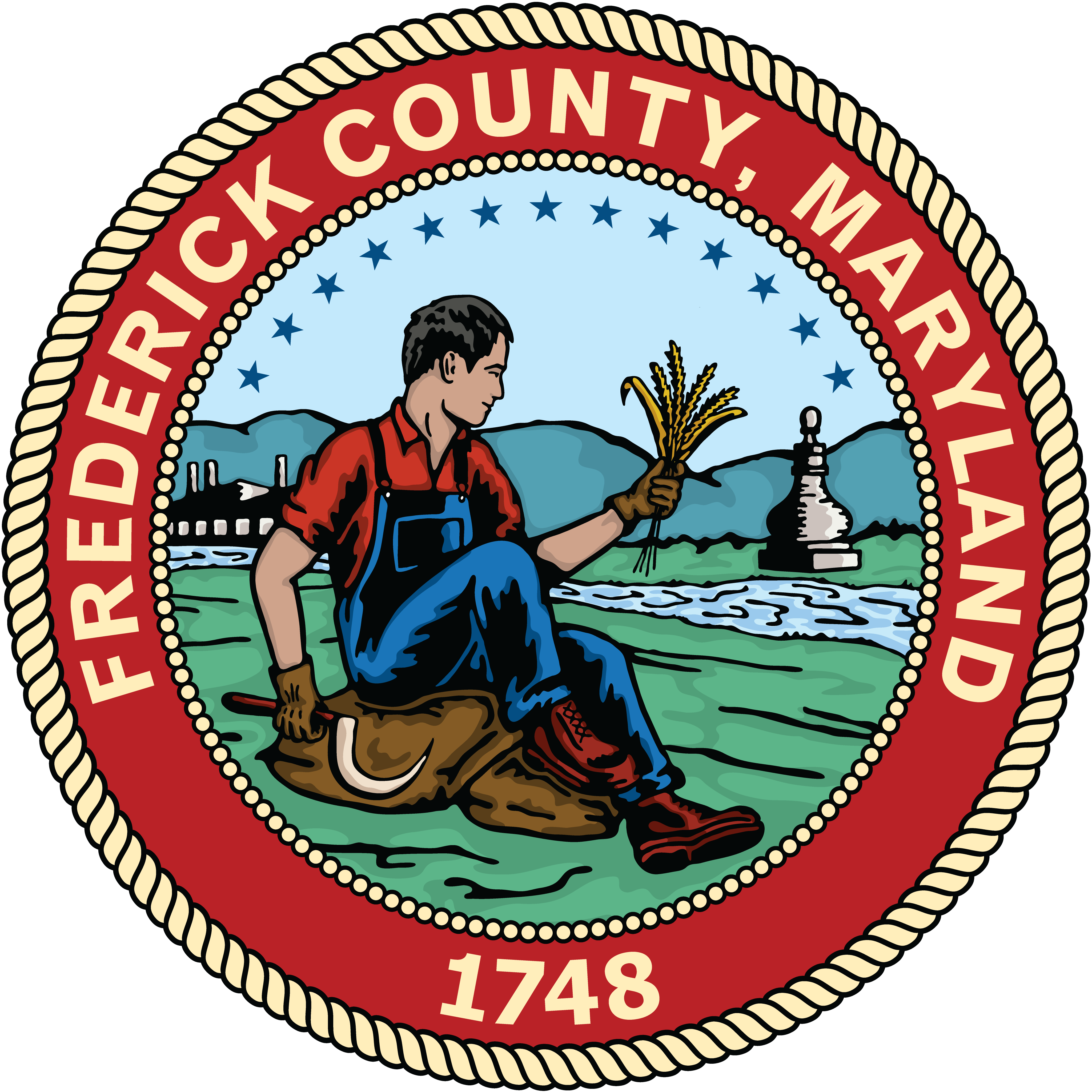 Official Seal - Frederick County Government