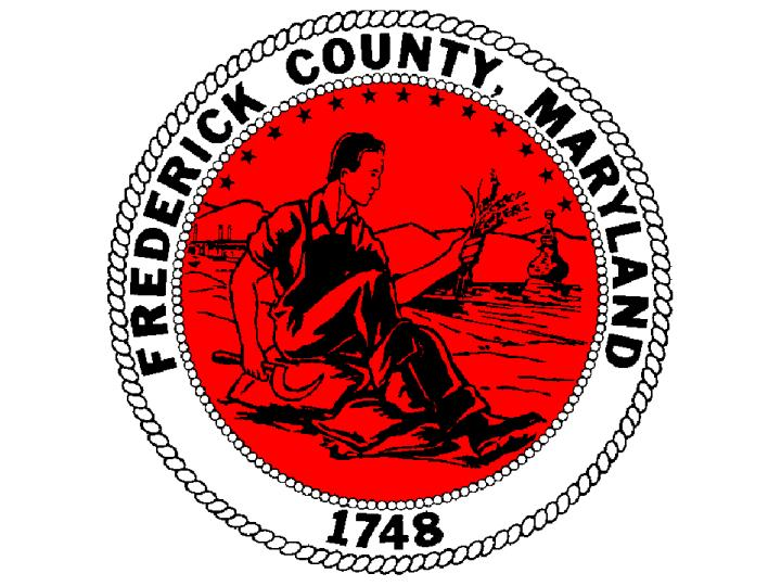 Current Frederick County Seal