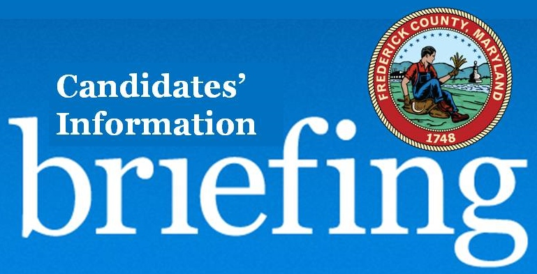 Candidates' Information Briefing